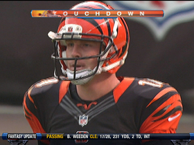 Video - Bengals vs. Browns highlights