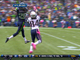 Watch: Sherman picks off Brady