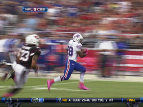 Video - Spiller 33-yard sprint