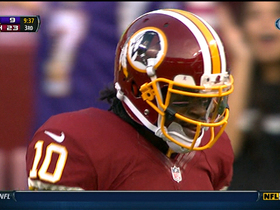 Video - Vikings vs. Redskins highlights