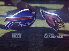 Video - Bills vs. Cardinals highlights