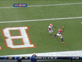 Video - Cincinnati Bengals wide receiver A.J. Green 4-yard TD catch