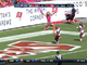 Watch: Barber takes interception back 78 yards for TD
