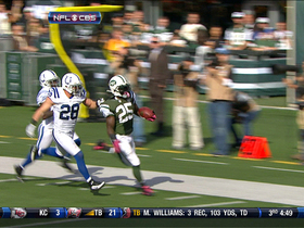 Video - New York Jets running back Joe McKnight takes it 61 yards