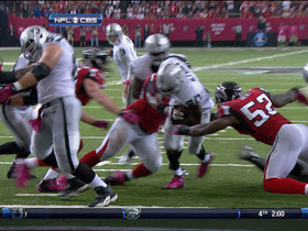 Video - Oakland Raiders running back Darren McFadden 2-yard TD run