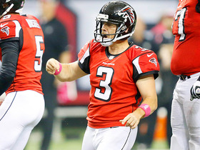 Video - Matt Ryan sets up, Matt Bryant finishes