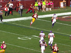 Video - RG3 TD pass