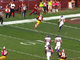 Watch: RG3 TD pass