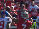 Watch: Kaepernick to Manningham for 36 yards