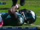 Watch: Big hits on Vick