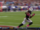 Watch: Peterson 15-yard INT return
