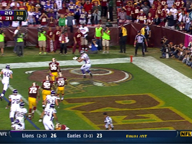 Video - Ponder TD pass to Rudolph