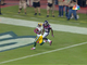 Watch: Hayward intercepts Schaub