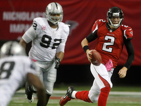 Video - GameDay: Raiders vs. Falcons
