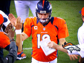 Video - Peyton Manning intensifies Broncos-Chargers rivalry