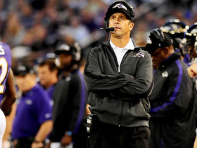 Video - How John Harbaugh will adjust to key injuries on defense