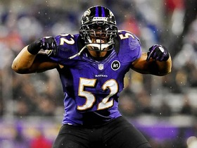 Video - Just Sayin': Baltimore Ravens linebacker Ray Lewis is a once-in-a-generation player