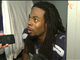 Watch: Sherman to Brady: 'You're just a man, we're a team'