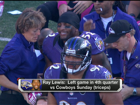 Video - Baltimore Ravens' defense ravaged by injuries