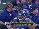Watch: Baltimore Ravens' defense ravaged by injuries