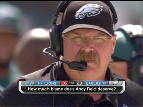Video - Who's to blame for Philadelphia Eagles' woes?