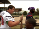 Watch: Houston Texans &#039;Hometown Huddle&#039;