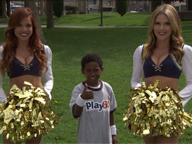 Watch: Play 60 Fit and Funny Files: Chargers cheerleaders have fun