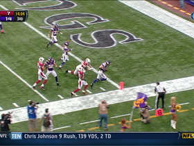 Video - Minnesota Vikings safety Harrison Smith pick six