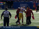Watch: Fred Davis suffers torn Achilles