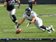 Watch: Allen fumble recovery