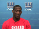 Watch: 'First on the Field': Antrel Rolle