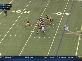 QB Rodgers to WR Nelson, 52-yd, pass