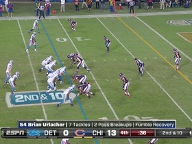 QB Stafford to WR Broyles, 12-yd, pass, TD
