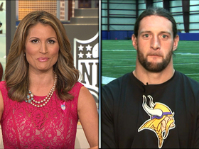Video - Minnesota Vikings defensive end Brian Robison joins 'NFL AM'
