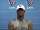 Watch: Jonathan Joseph talks Texans' D