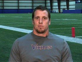 Video - Chad Greenway explains the Viking way