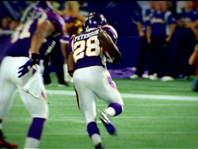 Video - Minnesota Vikings running back Adrian Peterson's Top 10 performances