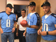 Watch: Titans QBs visit wounded soldiers