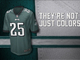 Watch: Evolution of the Eagles colors
