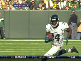 Video - Jacksonville Jaguars wide receiver Justin Blackmon 36-yard reception