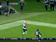 Watch: Brady 19-yard TD pass to Lloyd