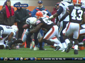 Video - Billy Winn recovers Ryan Mathews fumble