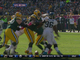 Watch: Branch recovers Rodgers fumble