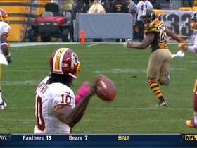 Video - Washington Redskins wide receiver Niles Paul 37-yard catch