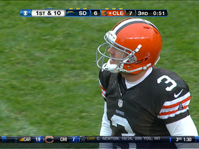 Video - Week 8: Brandon Weeden highlights