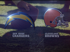 Video - San Diego Chargers vs. Cleveland Browns highlights