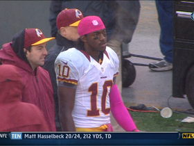 Video - Week 8: Robert Griffin III highlights