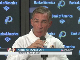 Video - Washington Redskins postgame press conference