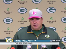 Video - Green Bay Packers postgame press conference