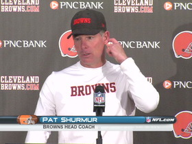 Video - Cleveland Browns postgame press conference